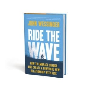 RIDE THE WAVE Business Book