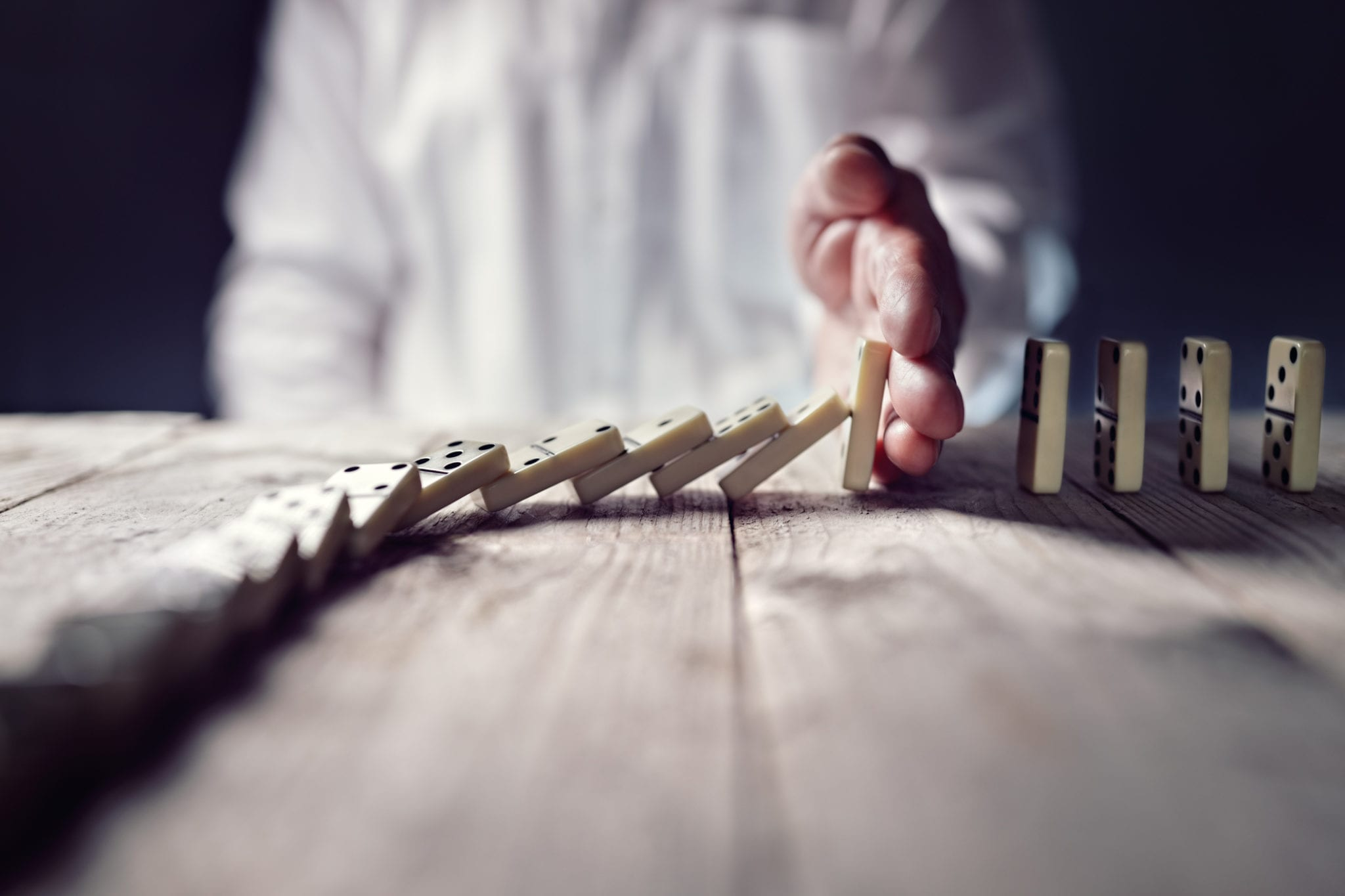 Stop the domino effect of new sales and marketing challenges